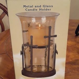Candle Holder, new
